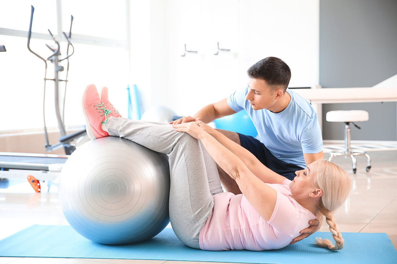 Finally Relieve Those Aches in Your Back with Our In-Home Physical Therapy Services